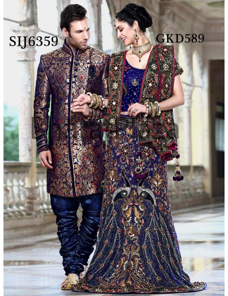Extremly Stylish Wedding Combo  Item code : WED272